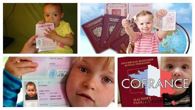 Как сделать загранпаспорт для новорожденного в 2018 году